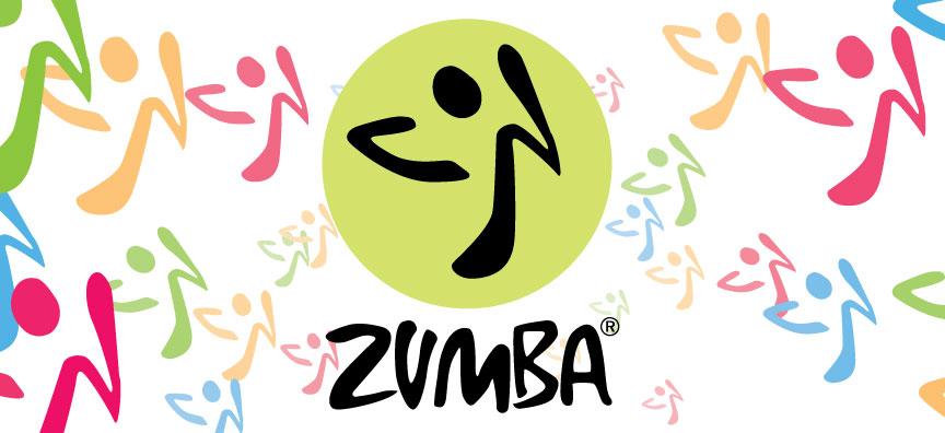 Zumba Fitness Banner Zumba Fitness