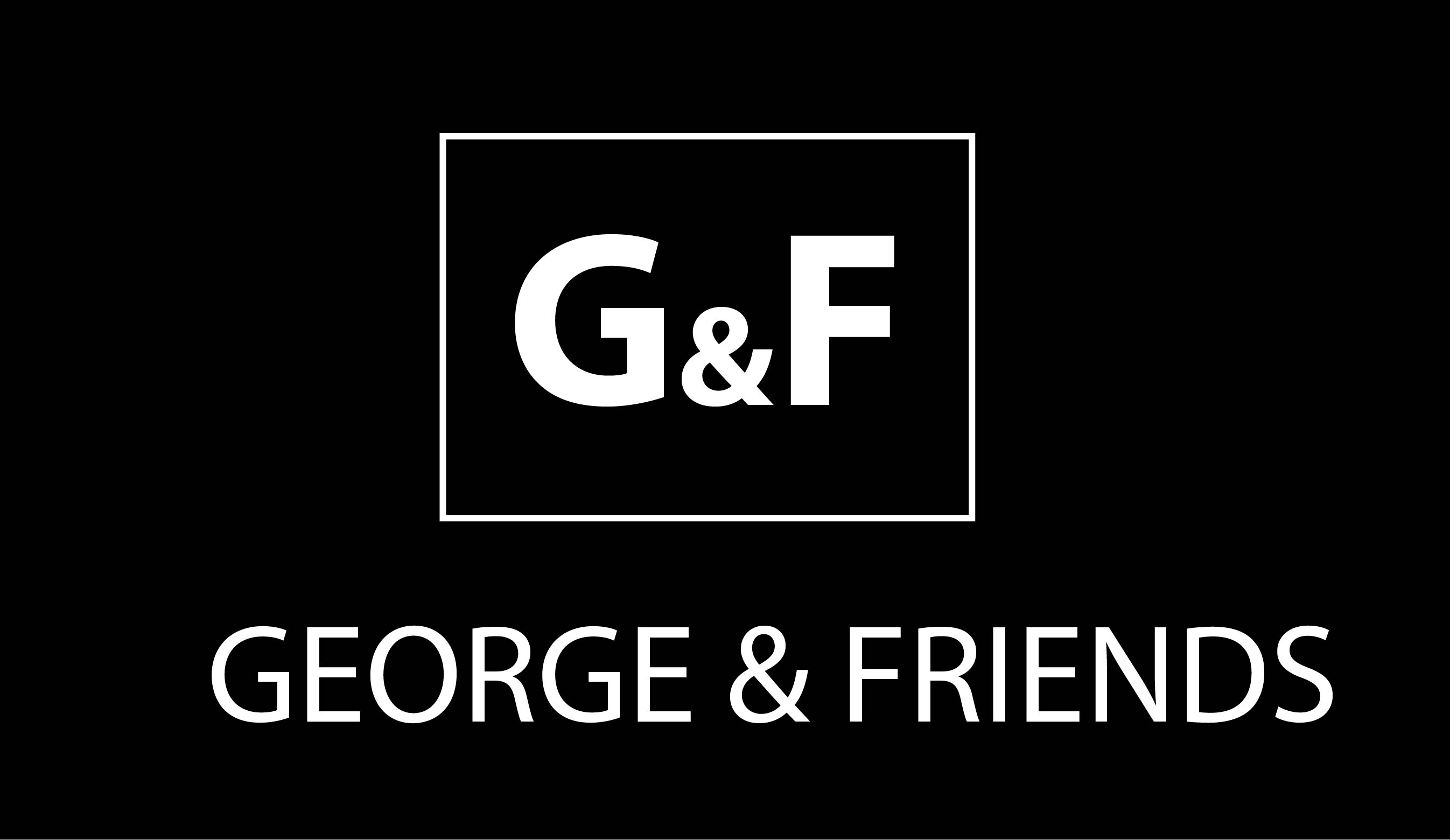 George and friends logo